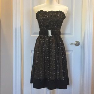 Aggie black dress, size M